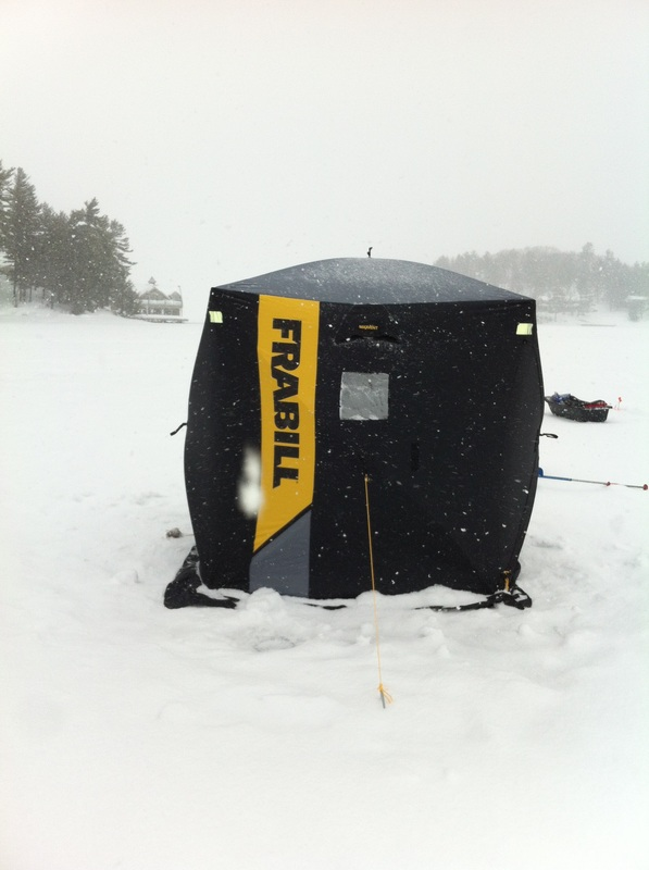 Ice fishing for Ice fishing deals